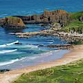 White Park Bay Beach Three by Bob Phillips