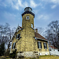 White River Lighthouse by Enzwell Designs
