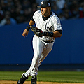 White Sox V Yankees by Al Bello