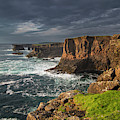 Wild Ocean At Eshaness, Shetland Isles by Arterra Picture Library