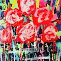 Wild Rose  by Shay Livenspargar