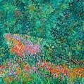 Wildflower Swirl by Kendall Kessler