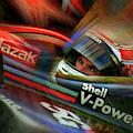 Will Power Indy 2019 Penske  by Blake Richards