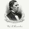 William P. Fessenden by The Bureau of Engraving and Printing