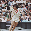 Wimbledon Lawn Tennis Championship by Don Morley