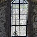 Window At Dolwyddelan Castle by John McGraw
