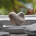 Window Hearts 2 by Helen Wade