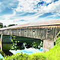 Windsor Cornish Bridge by Greg Fortier