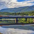 Windsor-cornish Covered Bridge by Rick Berk