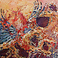 Wings Of Home Empty Nest IIi by Jenny Armitage