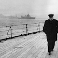 Winston Churchill At Sea by War Is Hell Store