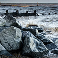 Winter By The Sea by Simon Pocklington