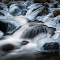 Winter Ice by Bill Wakeley