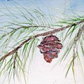 Winter Is Around The Corner by Christina Winkelstraeter