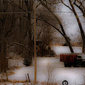 Winter Truck by Edward Peterson