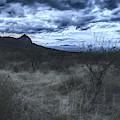 Winter Twilight Moods, Southern Arizona by Chance Kafka