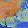 Winter's Dawn by Donna Blackhall