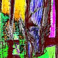 Wolf Pop Art 3 by Artist Dot
