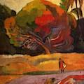 Women At The Riverside 1892 by Gauguin Paul