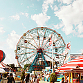 Wonder Wheel by Am2photo
