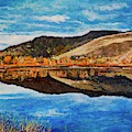 Wonderland Lake by Tom Roderick