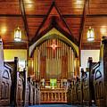 Woodstown Church by Nick Zelinsky