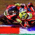 World Superbike Alvaro Bautista 2019 Ducati Panigale V4 R by Blake Richards
