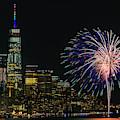 World Trade Center Nyc  Pride by Susan Candelario