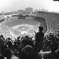 Yankee Stadium Is Packed For The New Y by New York Daily News Archive