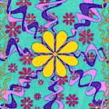 Yellow Flower by Joney Jackson