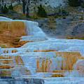Yellowstone Mineral Deposits by Richard Jenkins