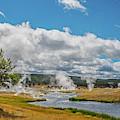 Yellowstone Rising by Matthew Irvin