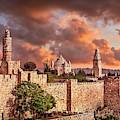 Yerushalayim Shel Zahav by Endre Balogh