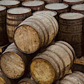 Yo Ho Ho Barrels Of Rum by Paul Wilford