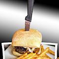 Yopper Burger by Deborah Klubertanz
