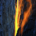 Yosemite Fire And Ice by Greg Norrell