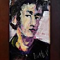 Young Lennon by Les Leffingwell