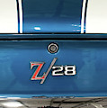 Z28 Chevy Camaro by Rospotte Photography
