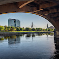 Zakim From The Charles by Jesse MacDonald