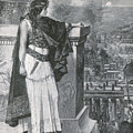 Zenobia, Queen Of Palmyrene Empire by Science Source