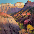 Zion's West Canyon by Steve Henderson
