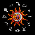 Zodiac Transparent by Sapheron Art