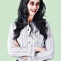 Zombie Businesswoman by Jorgo Photography - Wall Art Gallery