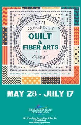 Community Quilt and Fiber Arts Exhibit