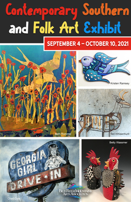 Contemporary Southern and Folk Art Exhibit