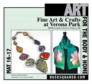 Fine Art and Crafts at Verona Park
