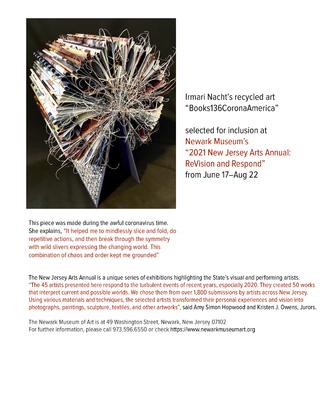 Irmari Nacht Newark Museum Arts Annual
