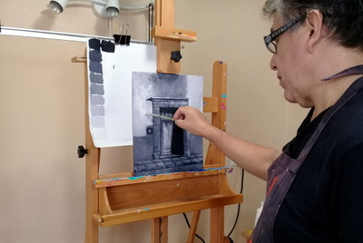 Understand the mystery of color values in paintings the easy way