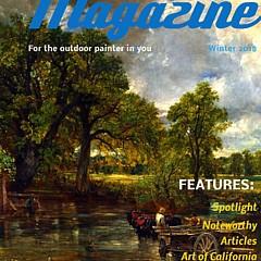 The Haywain Magazine - Artist