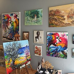 Manu Art Gallery - Artist